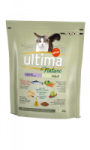 Croquettes pour chat poulet chats stérilisés Ultima