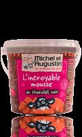 L'incroyable mousse au chocolat noir Michel et Augustin