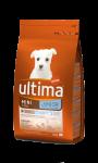 Croquettes pour chien spécial Mini 2-10 mois Ultima