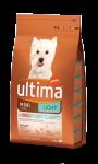 Croquettes pour chien mini volaille Ultima
