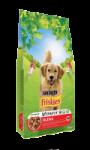 Croquettes pour chien Active riche en viandes Friskies
