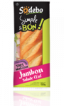 Sandwich Simple&Bon Jambon Salade Oeuf Sodebo