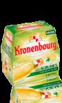 Bière au jus d\'agrumes Kronenbourg