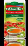 Soupe Froide de Tomate Menthe et Basilic Alvalle