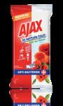 Lingettes Je nettoie tout Coquelicot Ajax