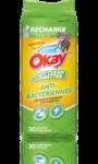 Recharge Lingettes anti-bactériennes Okay