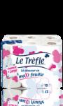 Papier Toilette Maxi Feuille Le Trèfle