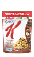 Muesli Chocolat Noisettes Crunchy Special K