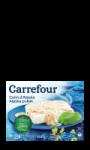 Colin d'Alaska à l'oseille surgelé Carrefour