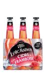 Cidre Framboise 3x27.5cl Loïc Raison