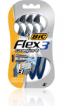 Rasoirs Flex 3 Comfort Bic