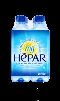 Eau minérale naturelle Hépar