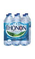 Eau minérale naturelle Thonon
