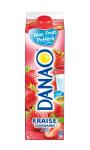 Danao Boisson Lactée Mon Fruit Préféré - Fraise Gourmande