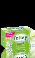 Thé vert étuvé sans amertume Collection Délicate Tetley