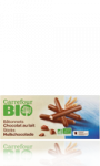 Bâtonnets de Chocolat au lait Carrefour Bio
