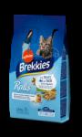 Croquettes pour chat saveur truite thon légumes Brekkies Excel