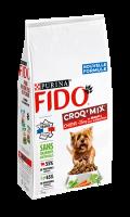 Croquettes pour chiens Croq Mix bœuf chiens -25 kg Fido