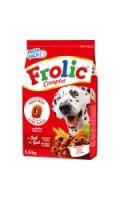 Croquettes chiens bœuf/carottes Frolic