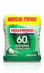 Hollywood Bottle 60 minutes Menthe Verte