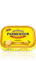 Sardines au citron Parmentier
