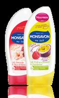 Crème de douche Monsavon au lait