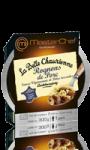 Rognons de porc sauce vigneronne et pâtes torsades La Belle Chaurienne