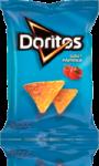 Tortillas gout Paprika Doritos