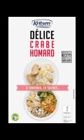 Terrine crabe homard Kritsen