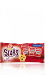 6 sachets individuels de Chips stars Lay\'s