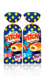 Brioches choco lait Pitch