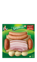 Plat cuisiné Choucroute garnie Stoeffler