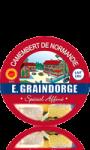 Camembert de Normandie Spécial affiné E.Graindorge