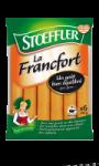 Saucisses La Francfort Stoeffler