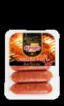 Chorizo barbecue, fort Elpozo