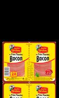Les P\'tites Tranches Bacon Justin Bridou