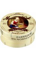 Petit Camembert au lait cru Marie Harel
