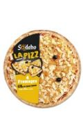 Pizza 4 fromages Sodebo