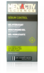 Gel hydratant sebum control zéro brillance MEN ACTIV