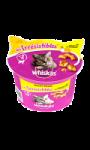 Whiskas® les Irrésitibles™ friandises au poulet et fromage 105g