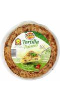 Tortilla halal poivrons Te Gusta