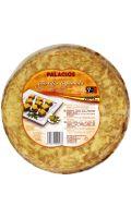 Tortilla espagnole nature sans oignon Palacios