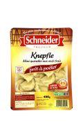 Quenelles Knepfle aux œufs frais Schneider