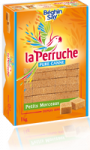 Petits morceaux de sucre pure canne La Perruche Béghin Say