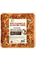 Pizza soleillade