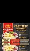Assortiment savoyard pour raclette Pochat & fils