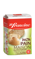 Farine Pain Maison Francine