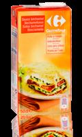Sauce Béchamel Carrefour