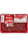 Viande hachée pur bœuf 15% MG Bigard