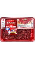 Viande hachée pur bœuf 5% MG Bigard
